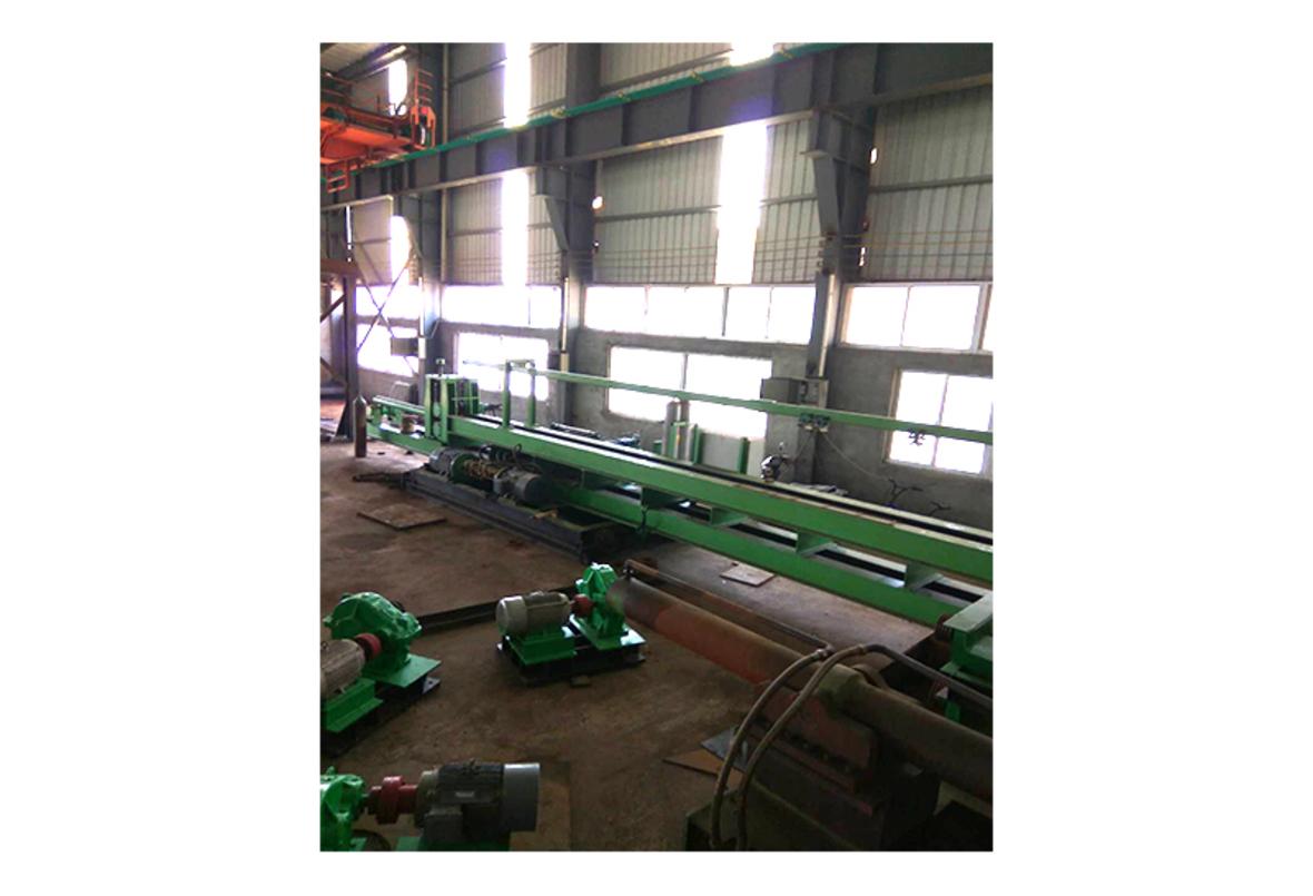 加熱爐 6米 - 12米 長 鋼坯 出鋼機