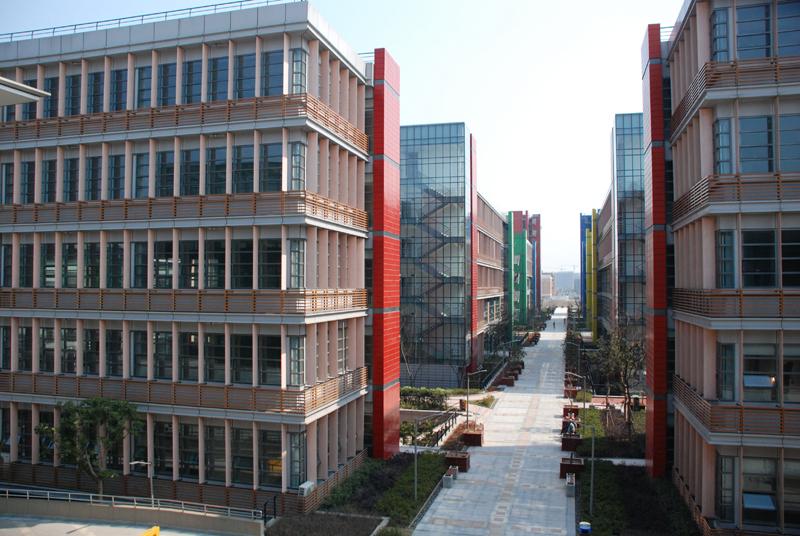 2012年度國優工程——蘇州創意產業園B3區