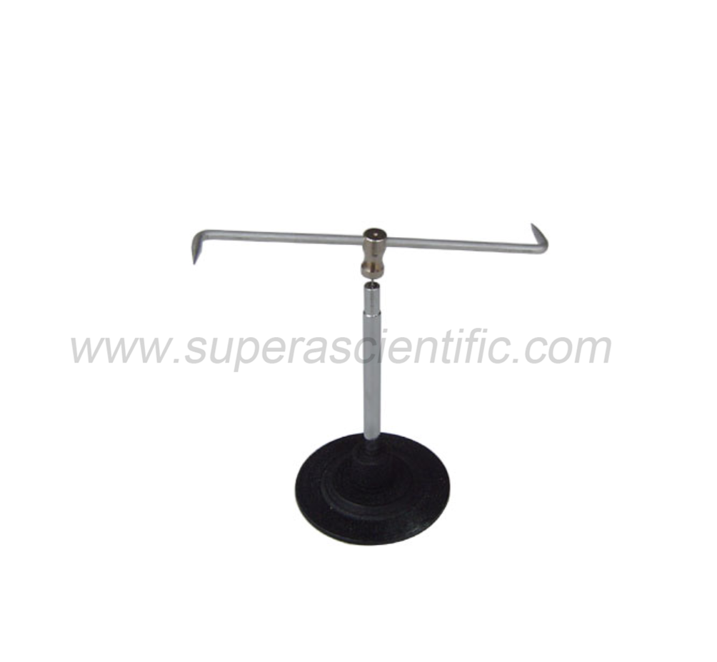 512  Spin Type Electroscope