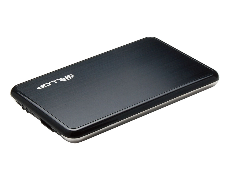 Stainless steel USB3.0 SSD case