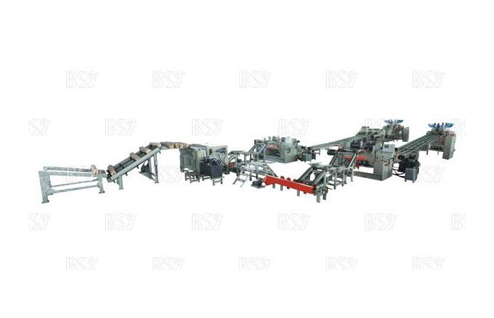 全自動無卡旋切單板生產線