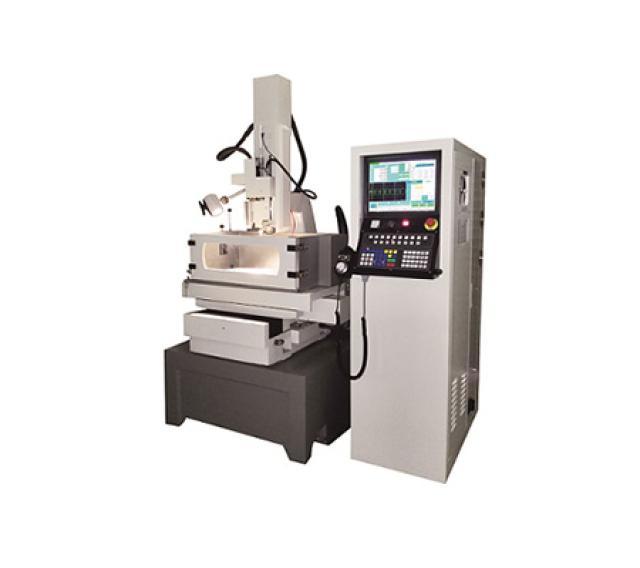 CNC細孔放電加工機(