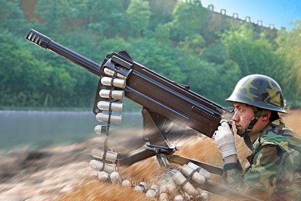 榴彈發射器系統