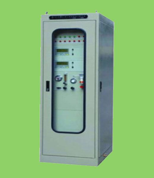 干法旋轉窯過程氣分析