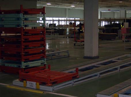 天津辊筒输送线厂家