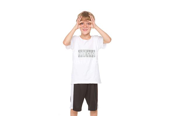 Boys Kids 2pcs Short Set
