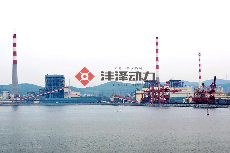 Huaneng Weihai Power Plant 2×660MW+2×300MW Unit