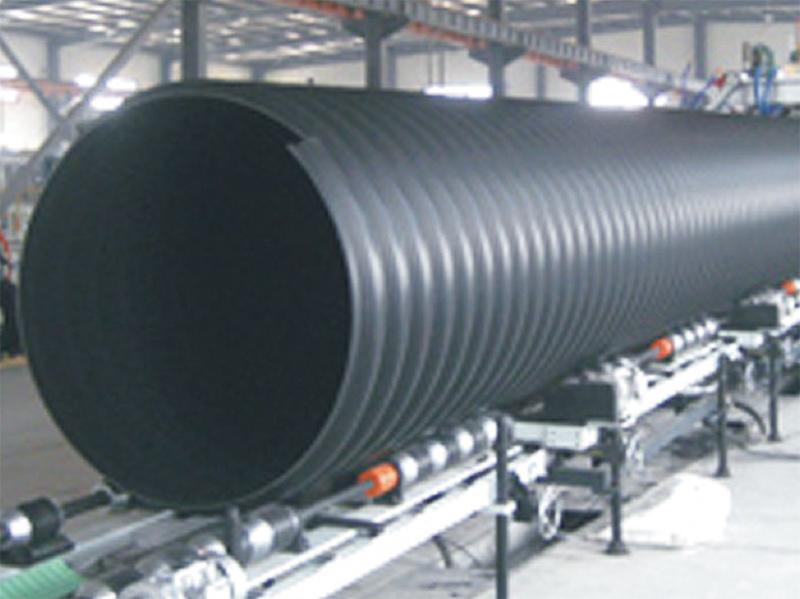 鋼帶增強聚乙烯(PE )螺旋波紋管