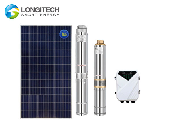 Solar submersible pump(4DPC)