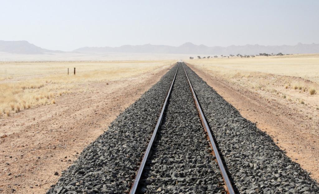 鐵路碎石道閘