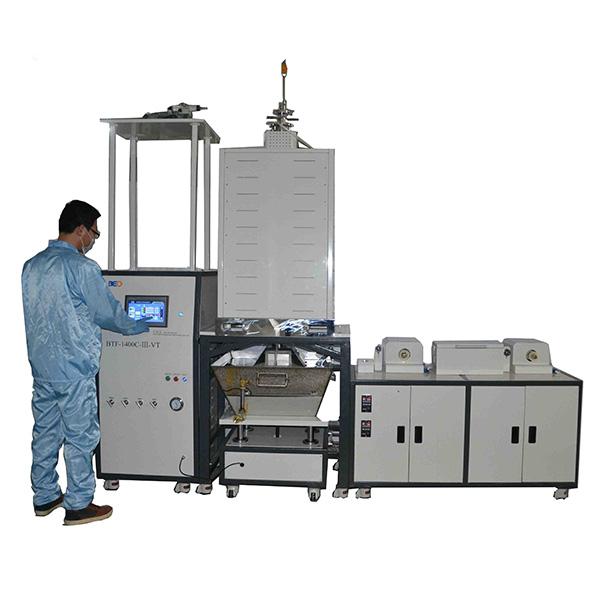 碳納米管生長專用設備