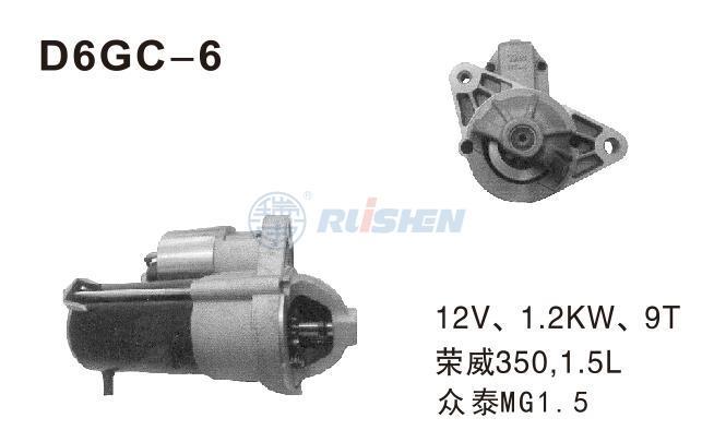 型号:D6GC-6