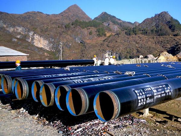 中石化百色-玉溪成品油管道工程
