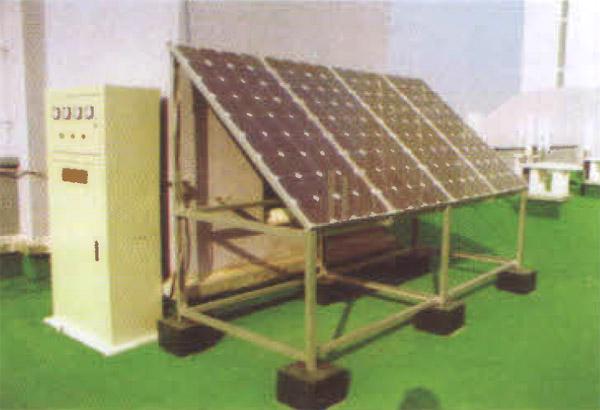 100-150WP家用太陽能發電系統