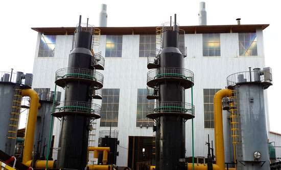 印尼煤粉干餾項目