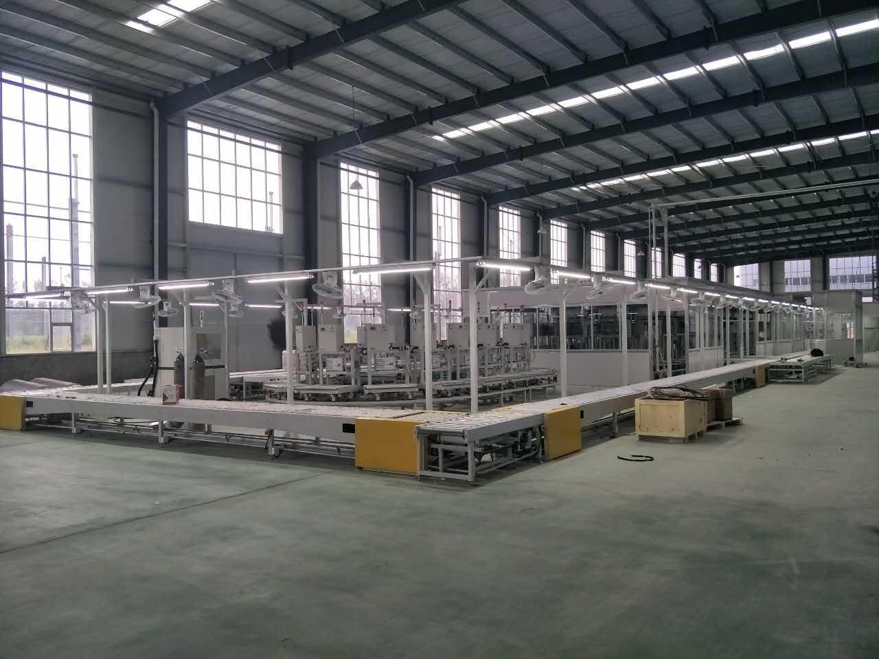 AC production line