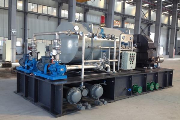 水蒸氣壓縮機(二)