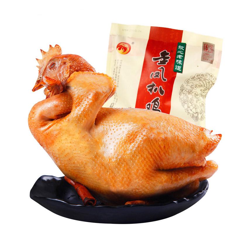 金鳳扒雞600g