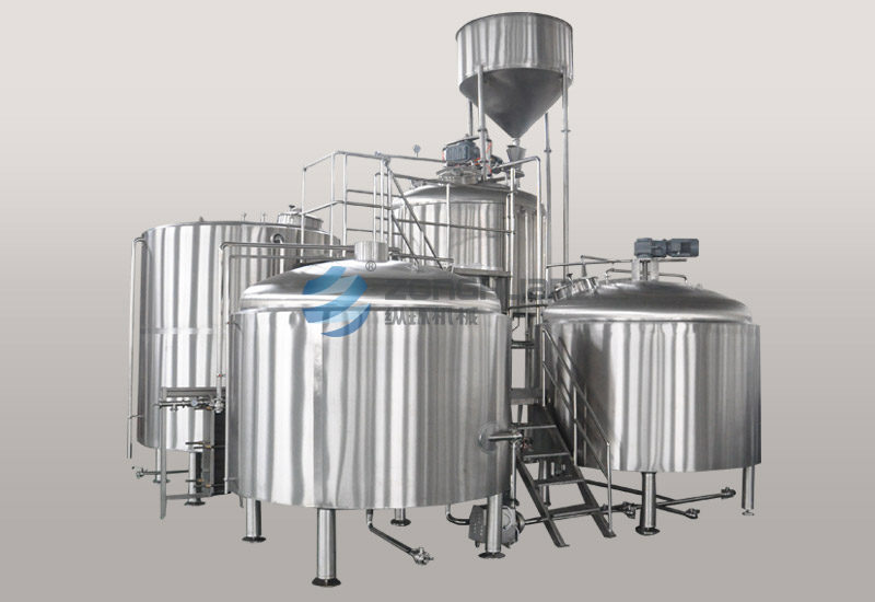 30BBL Brewhouse System=Four sets