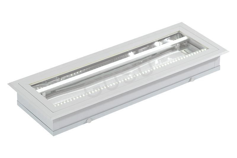 LED顯示凈化燈
