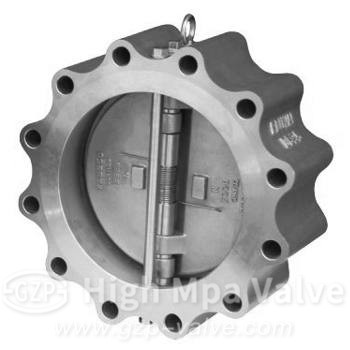 Lug Wafer Check Valve