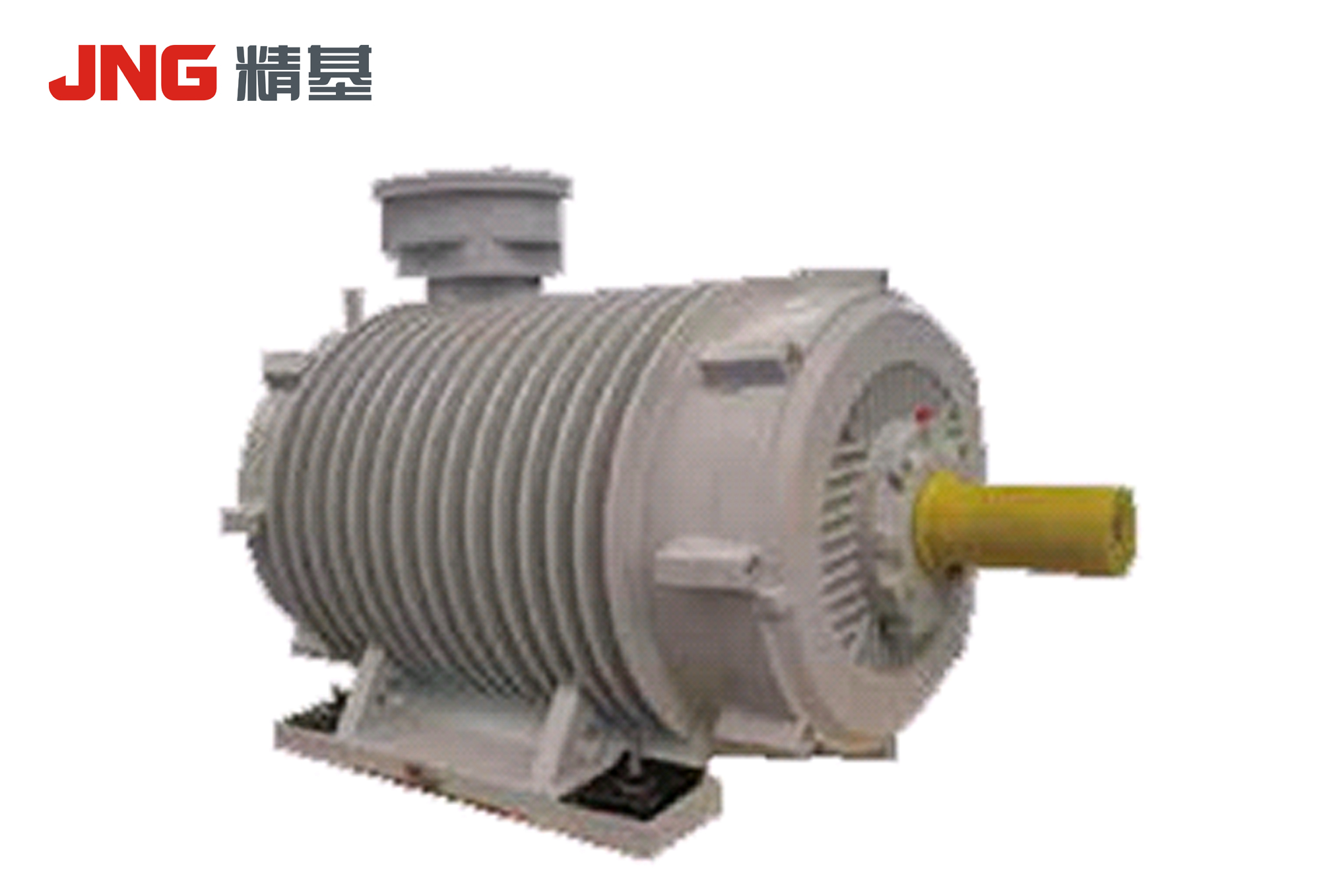 Three-phase permanent magnet synchronous motor for tensioning gear