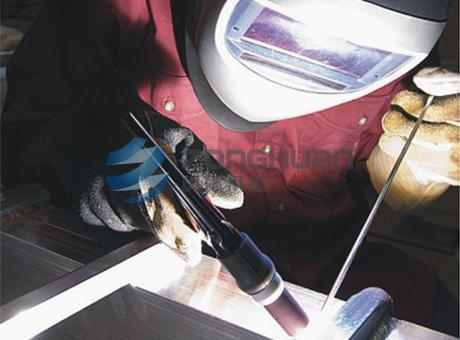 手工氬弧焊接