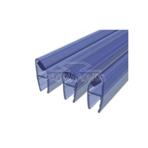 180° Magnetic Shower Door Seals