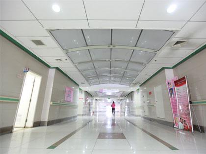 顺义区妇幼老年保健院内部装修