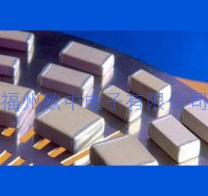 AEC-Q200范围 汽车电子应用 高可靠性电容