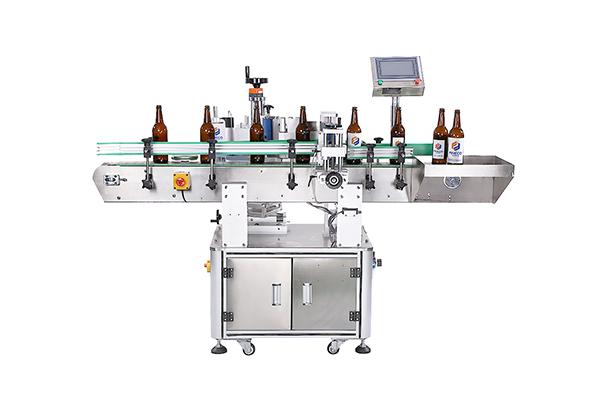 FK805全自動立式定位圓瓶貼標機