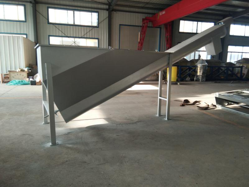 LSF型砂水分離器