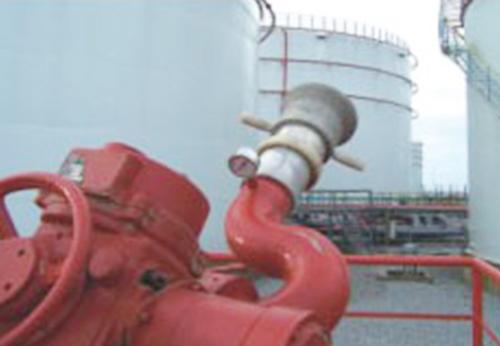 广西天盛港务有限公司钦州LPG项目码头消防设施