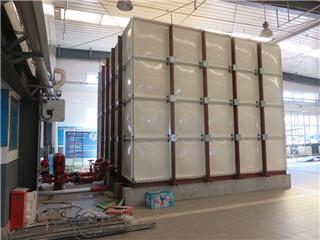 裝配式玻璃鋼水箱