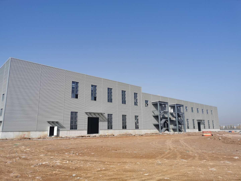 鲁南大健康产业园工程