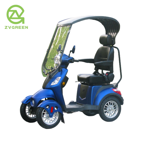 XL-4LDDP ELECTRIC MOBILITY SCOOTER