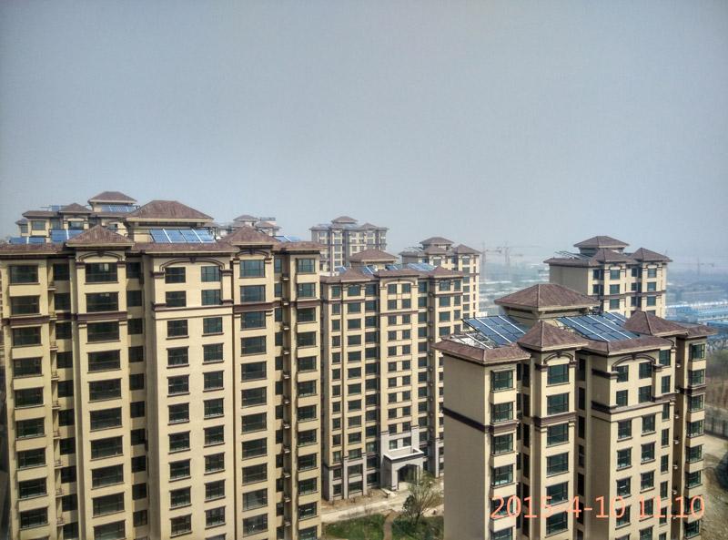 北京市結構長城杯——順義新城7號院工程