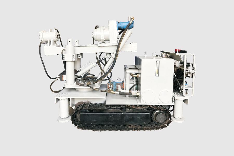ZDY750L、1250L煤矿用履带式全液压坑道钻机(非联动钻机)