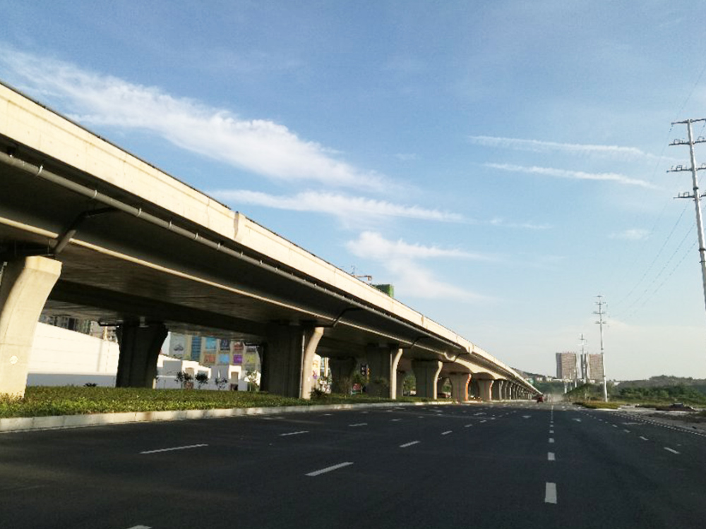 宜昌市花溪路