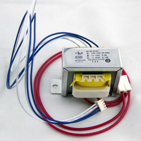 深圳厂家生产单相低频引线变压器DB48*20.5 欢迎来样订做变压器