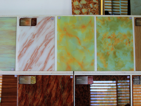 玻璃地板磚