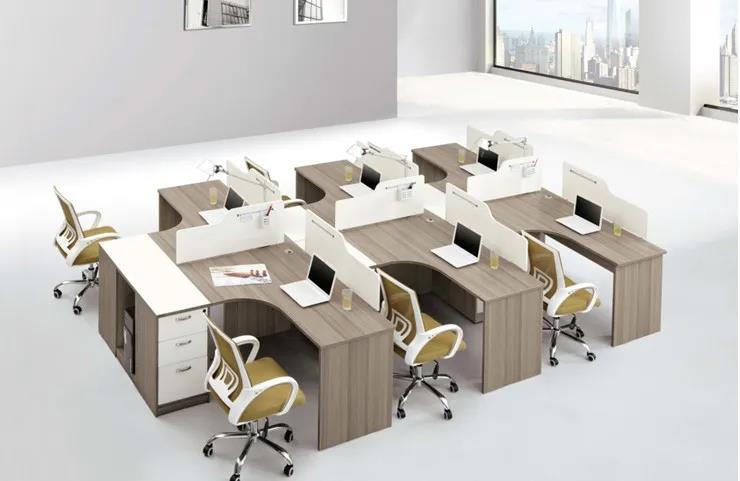辦公室中哪款辦公家具屏風卡位比較好?