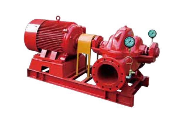 XBD-S 單級雙吸中開泵 (電機)