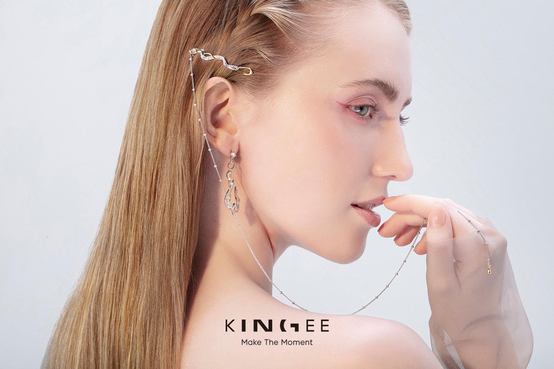 爱金文化轻奢品牌KINGEE × 中央芭蕾舞团推出独家原创梦弦系列