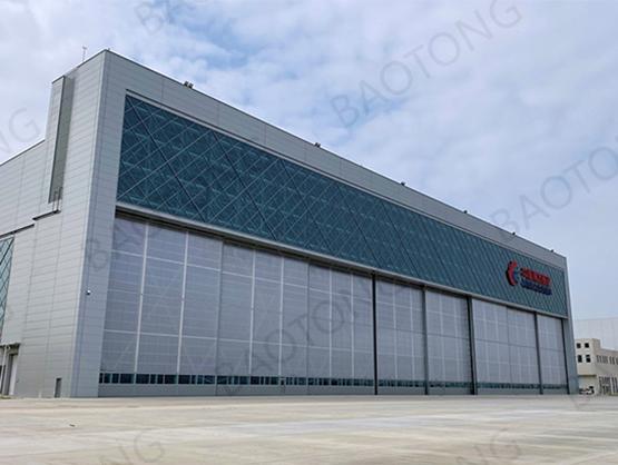 北京大興國際機場東航維修基地