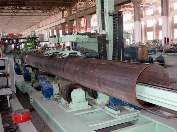 直縫鋼管生產廠家合集站