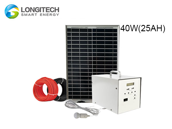 Off-grid Power System(40W-DC)