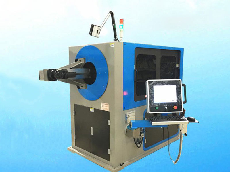 3D wire bending machine (3)