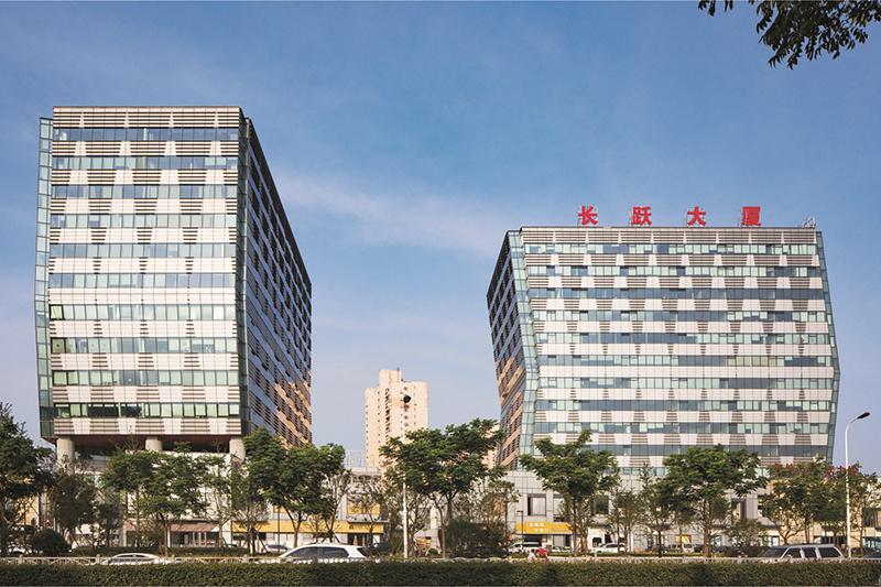 2017年魯班獎工程——江蘇南通三建集團股份有限公司承建的御橋小區