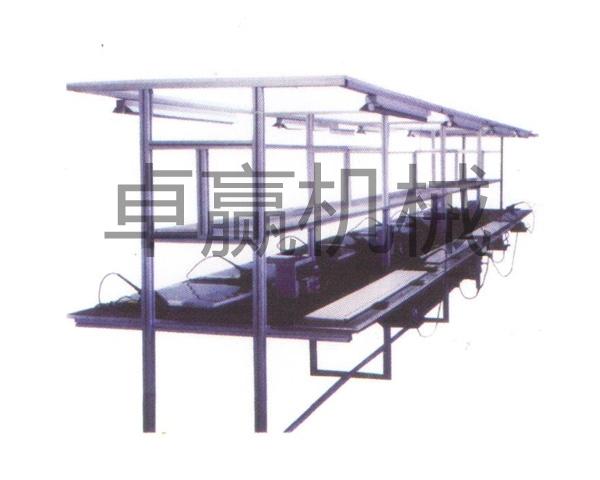 焊接臺 鋁型材結構